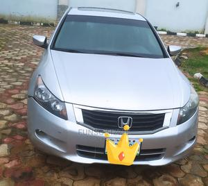 Honda Accord 2008 3.5 EX-L Automatic Silver | Cars for sale in Oyo State, Ibadan