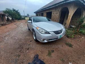 Toyota Solara 2009 3.3 Convertible Silver | Cars for sale in Oyo State, Ibadan