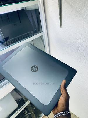 Laptop HP ZBook 15 G3 16GB Intel Core I7 SSD 512GB | Laptops & Computers for sale in Lagos State, Ikeja
