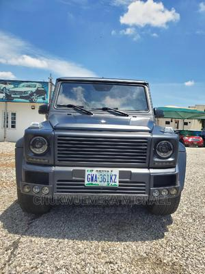 Mercedes-Benz G-Class 2012 Base G 550 AWD Black | Cars for sale in Abuja (FCT) State, Gudu