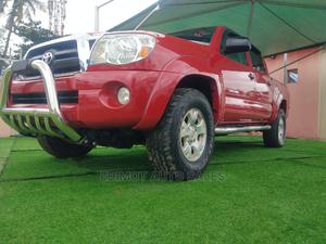 Toyota Tacoma 2013 Red | Cars for sale in Lagos State, Ikeja