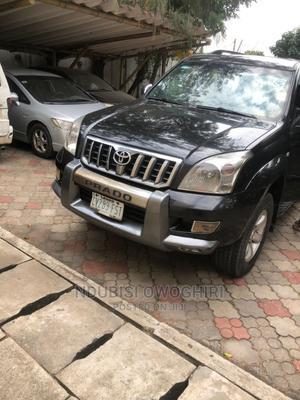 Toyota Land Cruiser Prado 2008 3.4 5dr Black | Cars for sale in Lagos State, Ikoyi