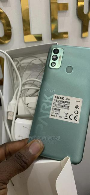 Tecno Spark 7 64 GB Green | Mobile Phones for sale in Abuja (FCT) State, Wuse 2