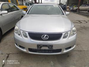 Lexus GS 2006 300 AWD Silver   Cars for sale in Lagos State, Apapa
