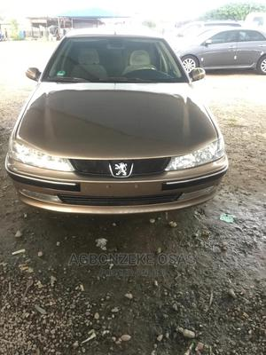 Peugeot 406 2005 Gold | Cars for sale in Abuja (FCT) State, Gwagwalada