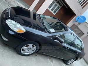 Toyota Corolla 2006 Black | Cars for sale in Lagos State, Ilupeju