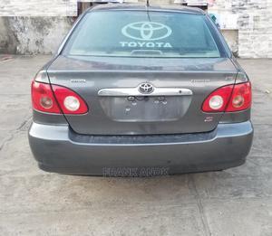 Toyota Corolla 2007 Gray | Cars for sale in Lagos State, Oshodi