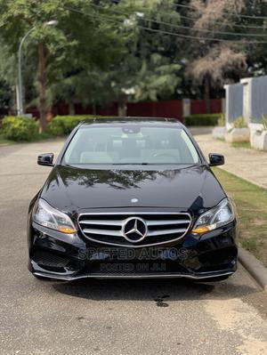Mercedes-Benz E350 2014 Black | Cars for sale in Abuja (FCT) State, Garki 1