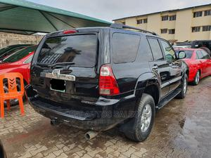 Toyota 4-Runner 2007 Black   Cars for sale in Lagos State, Ikeja