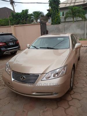 Lexus ES 2007 350 Gold | Cars for sale in Lagos State, Ojodu