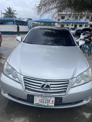 Lexus ES 2010 350 Silver   Cars for sale in Lagos State, Amuwo-Odofin