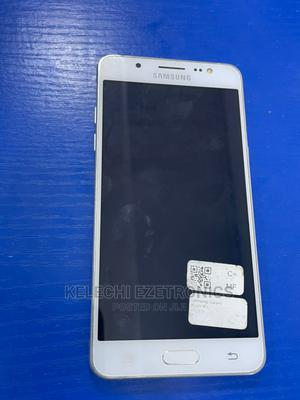 Samsung Galaxy J5 16 GB White   Mobile Phones for sale in Lagos State, Ikeja