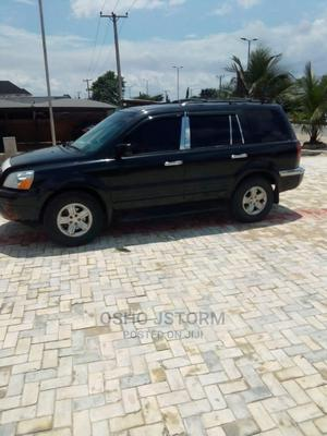 Honda Pilot 2004 EX 4x4 (3.5L 6cyl 5A) Black | Cars for sale in Rivers State, Port-Harcourt