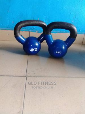 4kg Kettle Bell | Sports Equipment for sale in Rivers State, Port-Harcourt