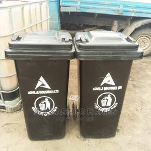 120lits Movable Waste Bin   Home Accessories for sale in Lagos State, Amuwo-Odofin