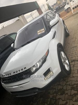 Land Rover Range Rover Evoque 2013 White   Cars for sale in Lagos State, Ojodu