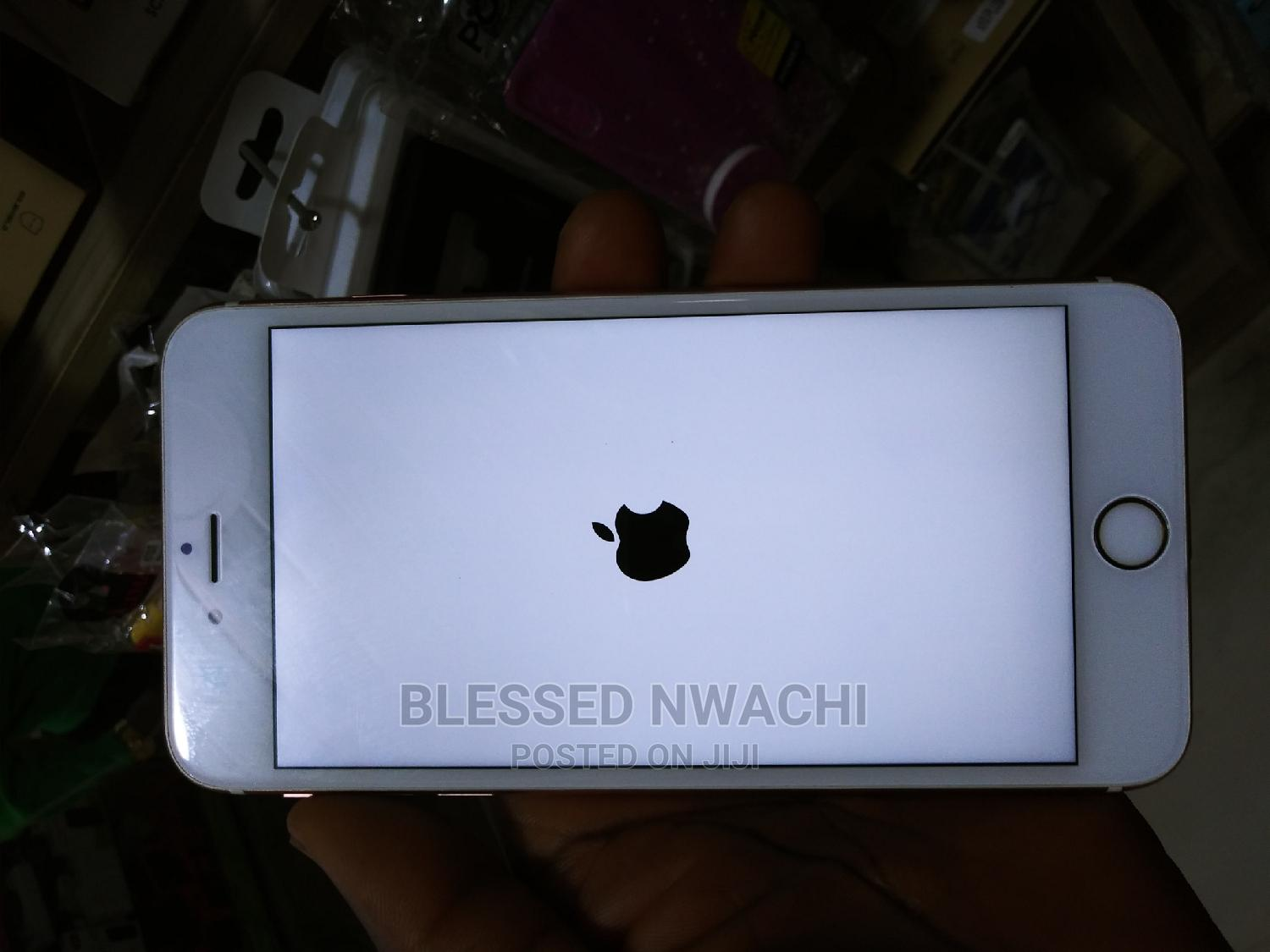 Apple iPhone 6s Plus 64 GB Gold | Mobile Phones for sale in Garki 1, Abuja (FCT) State, Nigeria
