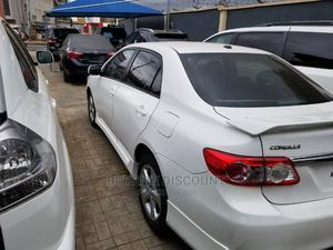 Toyota Corolla 2012 White | Cars for sale in Lagos State, Alimosho