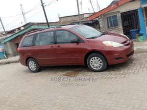 Toyota Sienna 2006 CE FWD Red | Cars for sale in Lagos State, Shomolu