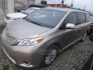 Toyota Sienna 2016 Gold | Cars for sale in Lagos State, Lekki
