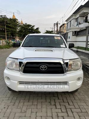 Toyota Tacoma 2009 White | Cars for sale in Lagos State, Lekki
