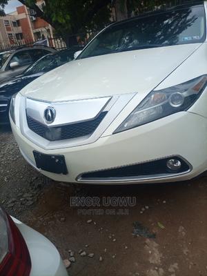 Acura ZDX 2011 Base AWD White   Cars for sale in Abuja (FCT) State, Garki 2