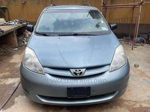 Toyota Sienna 2007 LE 4WD Blue | Cars for sale in Lagos State, Abule Egba
