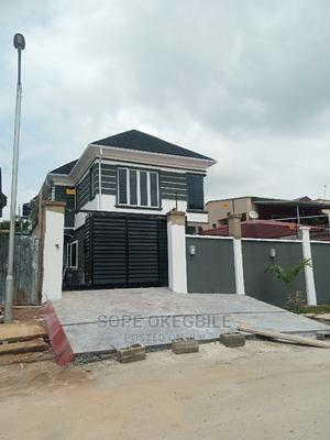 4bdrm Mansion in Magodo Estate, GRA Phase 2 Shangisha for Sale | Houses & Apartments For Sale for sale in Magodo, GRA Phase 2 Shangisha