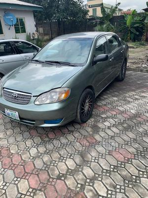 Toyota Corolla 2006 Green   Cars for sale in Rivers State, Port-Harcourt
