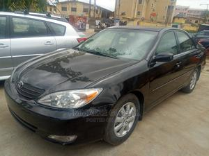 Toyota Camry 2003 Black | Cars for sale in Lagos State, Isolo