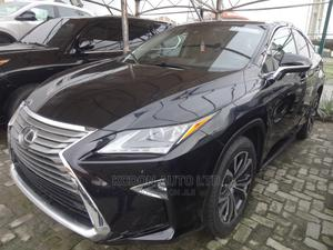 Lexus RX 2016 Black   Cars for sale in Lagos State, Lekki