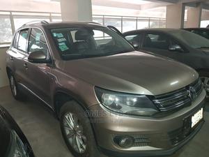 Volkswagen Tiguan 2012 2.0 SE 4Motion Beige | Cars for sale in Lagos State, Magodo