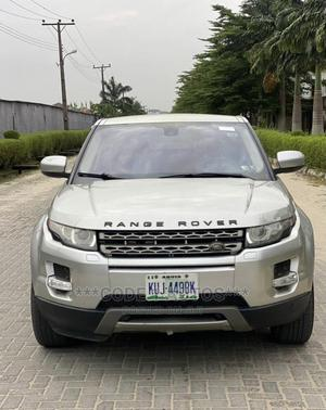 Land Rover Range Rover Evoque 2013 Gray | Cars for sale in Lagos State, Lekki