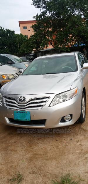 Toyota Camry 2008 2.4 XLE Silver | Cars for sale in Imo State, Owerri