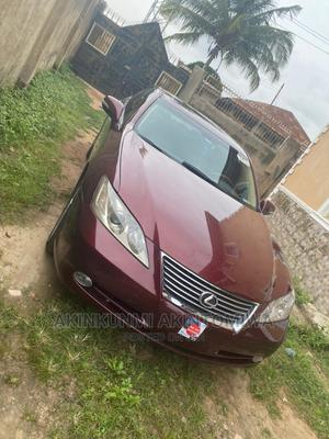 Lexus ES 2008 350 Red | Cars for sale in Oyo State, Ogbomosho North