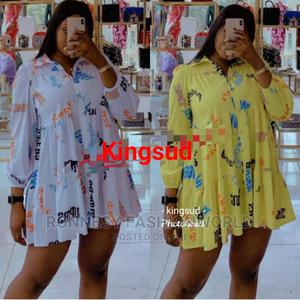 Classic Trendy Female Quality Short Gown   Clothing for sale in Lagos State, Ikeja