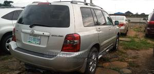 Toyota Highlander 2002 V6 AWD Silver | Cars for sale in Imo State, Owerri