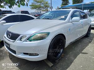 Lexus GS 2008 350 White | Cars for sale in Lagos State, Apapa