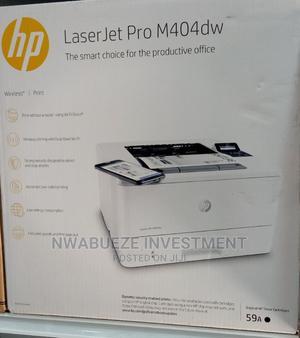 HP Laserjet Pro M404dw   Printers & Scanners for sale in Lagos State, Lagos Island (Eko)