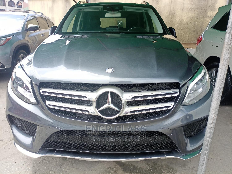 Mercedes-Benz GLE-Class 2016 Gray | Cars for sale in Amuwo-Odofin, Lagos State, Nigeria