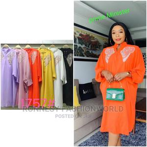 Classic New Female Quality Free Shirt Gown | Clothing for sale in Lagos State, Ikeja