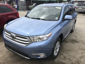 Toyota Highlander 2008 Limited Blue | Cars for sale in Lagos State, Lekki