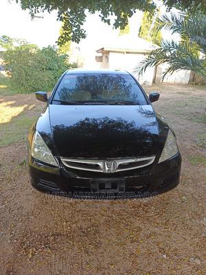 Honda Accord 2007 2.0 Comfort Automatic Black | Cars for sale in Bauchi State, Bauchi LGA
