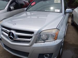 Mercedes-Benz GLK-Class 2011 350 4MATIC Silver | Cars for sale in Lagos State, Amuwo-Odofin