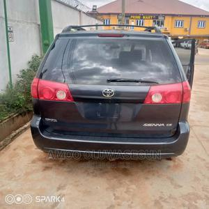 Toyota Sienna 2008 CE FWD Gray | Cars for sale in Lagos State, Surulere