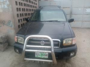 Nissan Pathfinder 2002 SE AWD SUV (3.5L 6cyl 4A) Black | Cars for sale in Lagos State, Surulere
