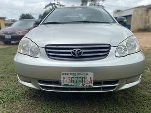 Toyota Corolla 2004 LE Silver | Cars for sale in Ogun State, Ifo