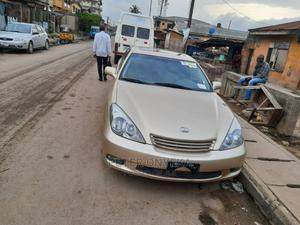 Lexus ES 2002 300 Gold | Cars for sale in Lagos State, Surulere