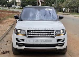 Land Rover Range Rover Vogue 2015 White | Cars for sale in Abuja (FCT) State, Garki 2