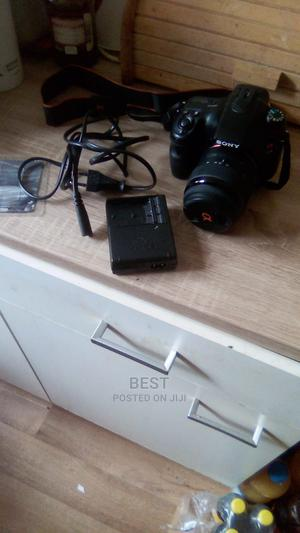 Brand New SONY A65 Camera Available for Sale | Photo & Video Cameras for sale in Lagos State, Alimosho